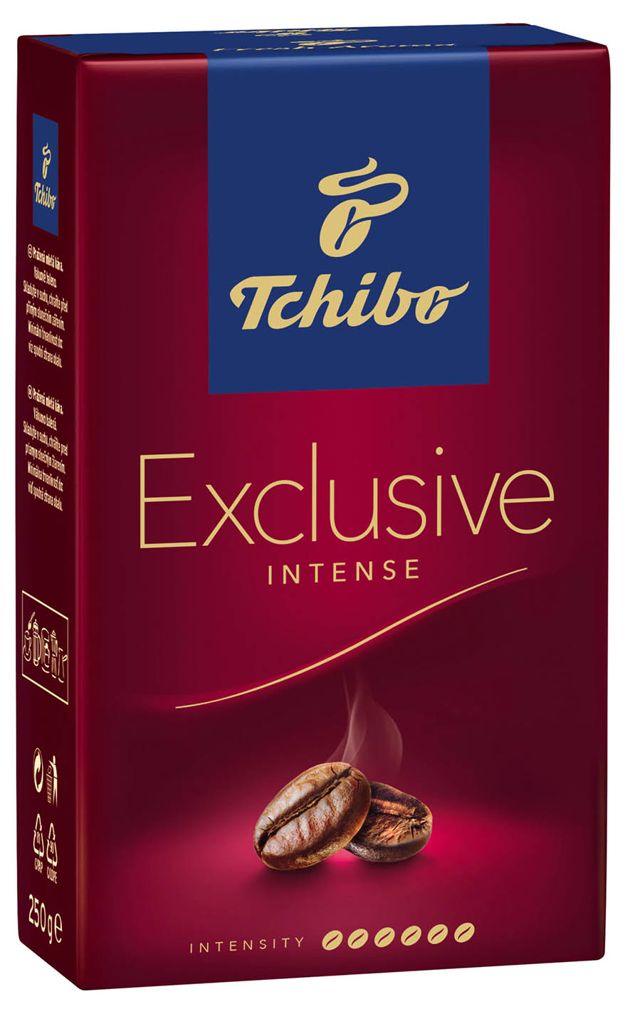 Tchibo INTENSE Exclusive 250g