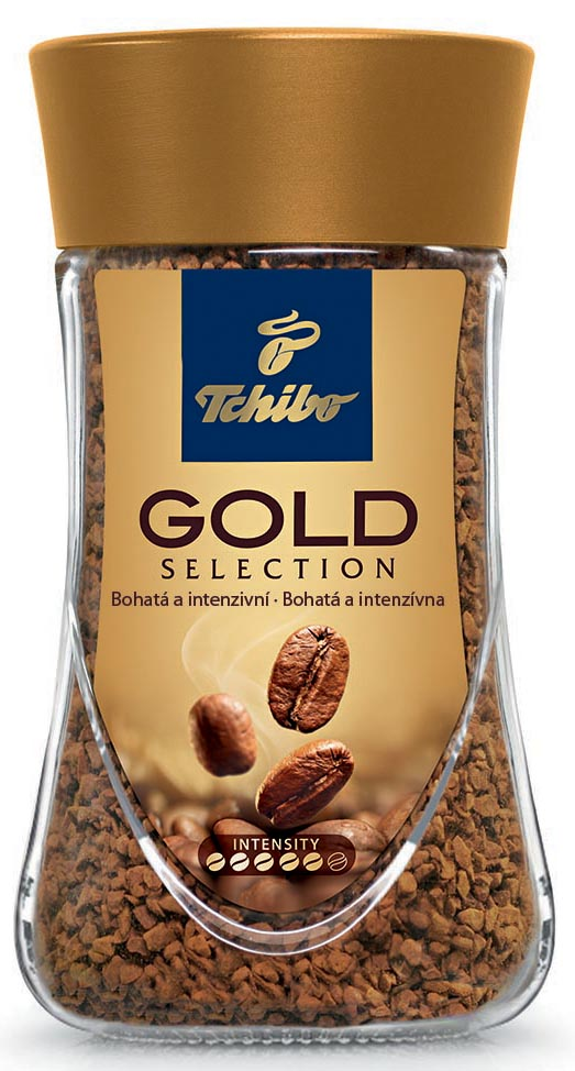 Tchibo INS.100g GOLD SELECTION