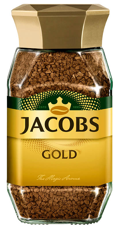 Jacobs GOLD 100g instant