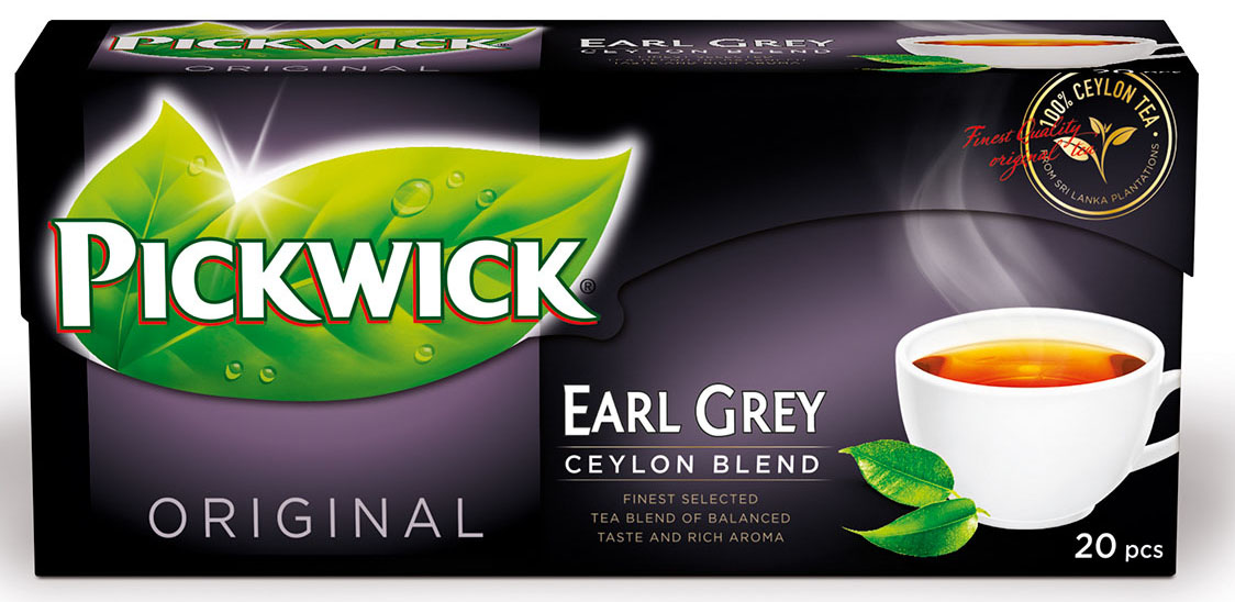 Pickwick 20*1,75g Earl Grey