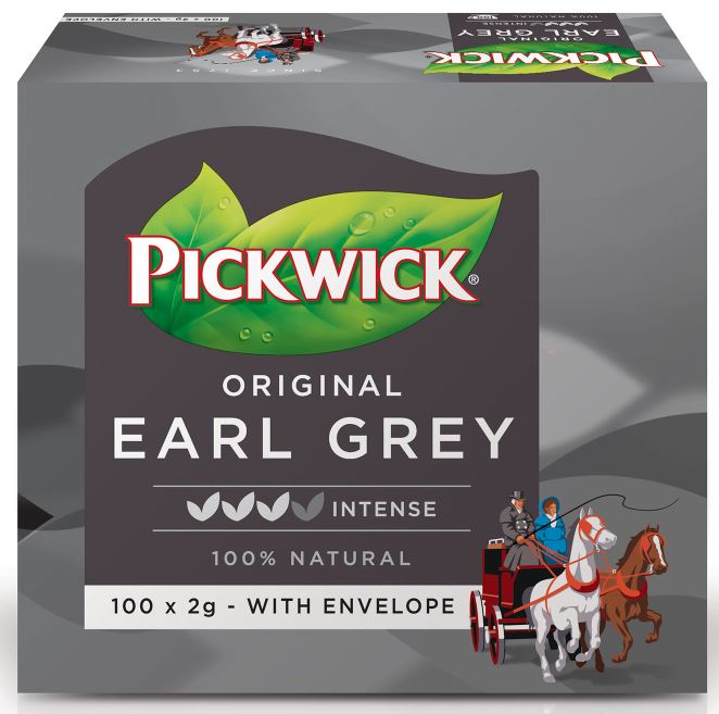 Pw Big box Earl Grey 100*2g