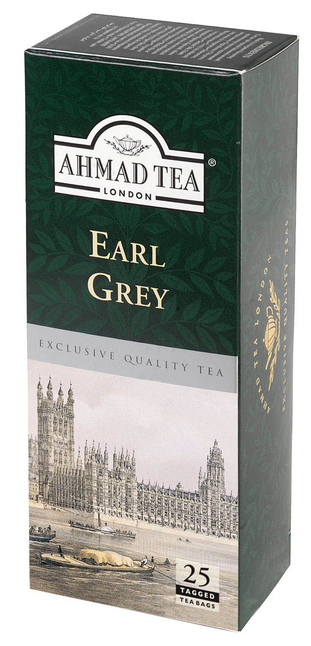 Ahmed Earl Grey 25*2g malý