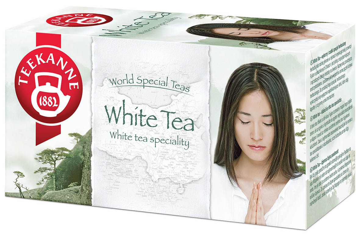 Teekanne White Tea 20*1,25g