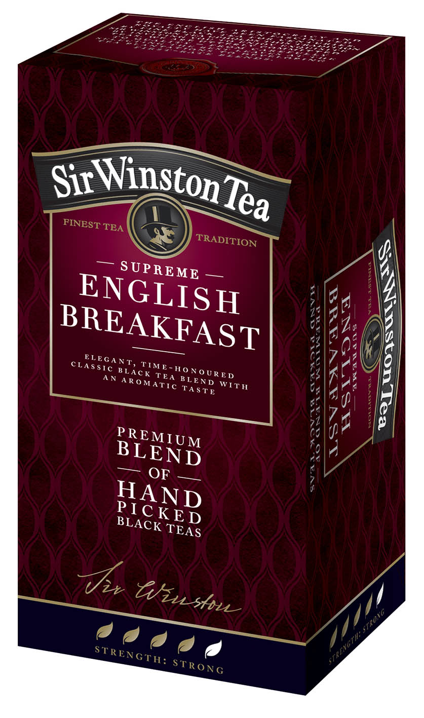 Sir Winston English Breakfast 20*1,8