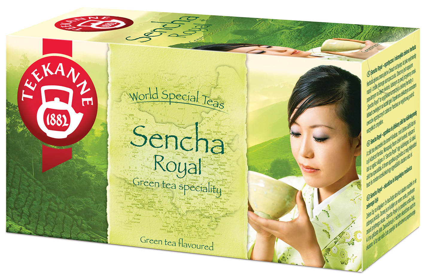 Teek Sencha Royal 20*1,75g