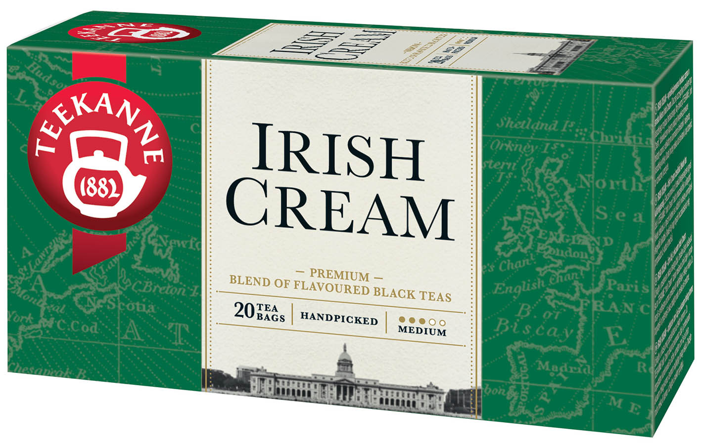 Teekanne Irish Cream 20x1,65g