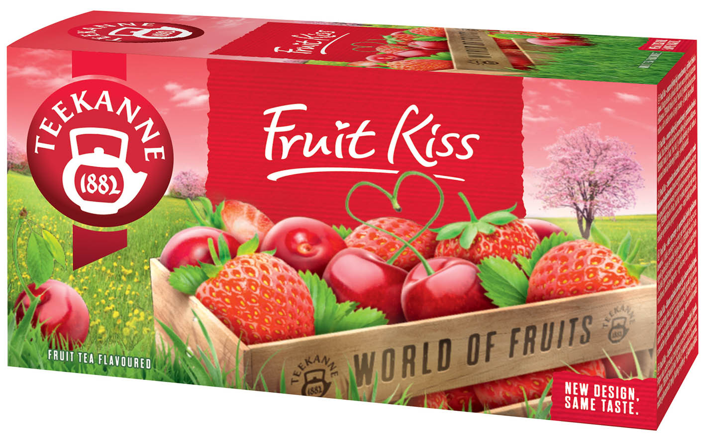 Teekanne Fruit Kiss   20x2,5g*