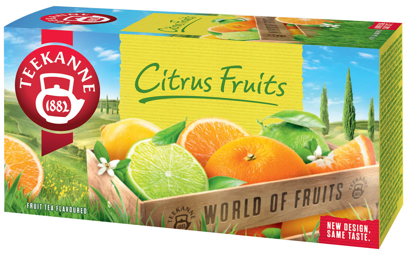 Teekanne Citrus Fruit 20*2,25g