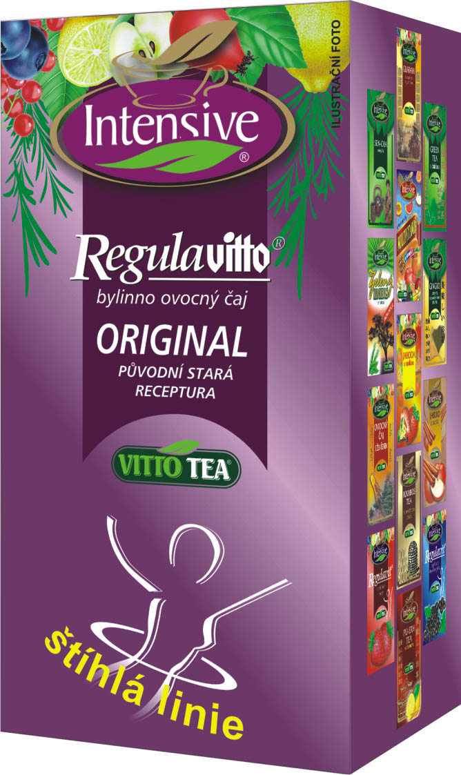 Vitto Intens Regulavitto 40g