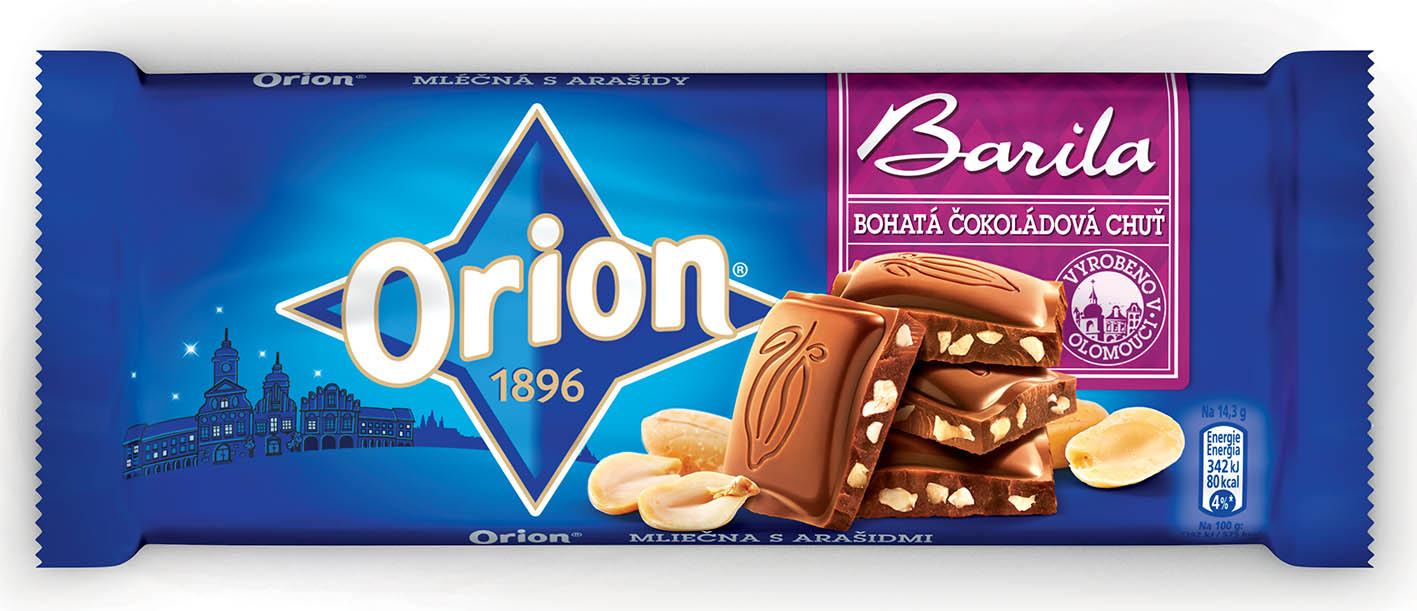Orion BARILA 100g            <