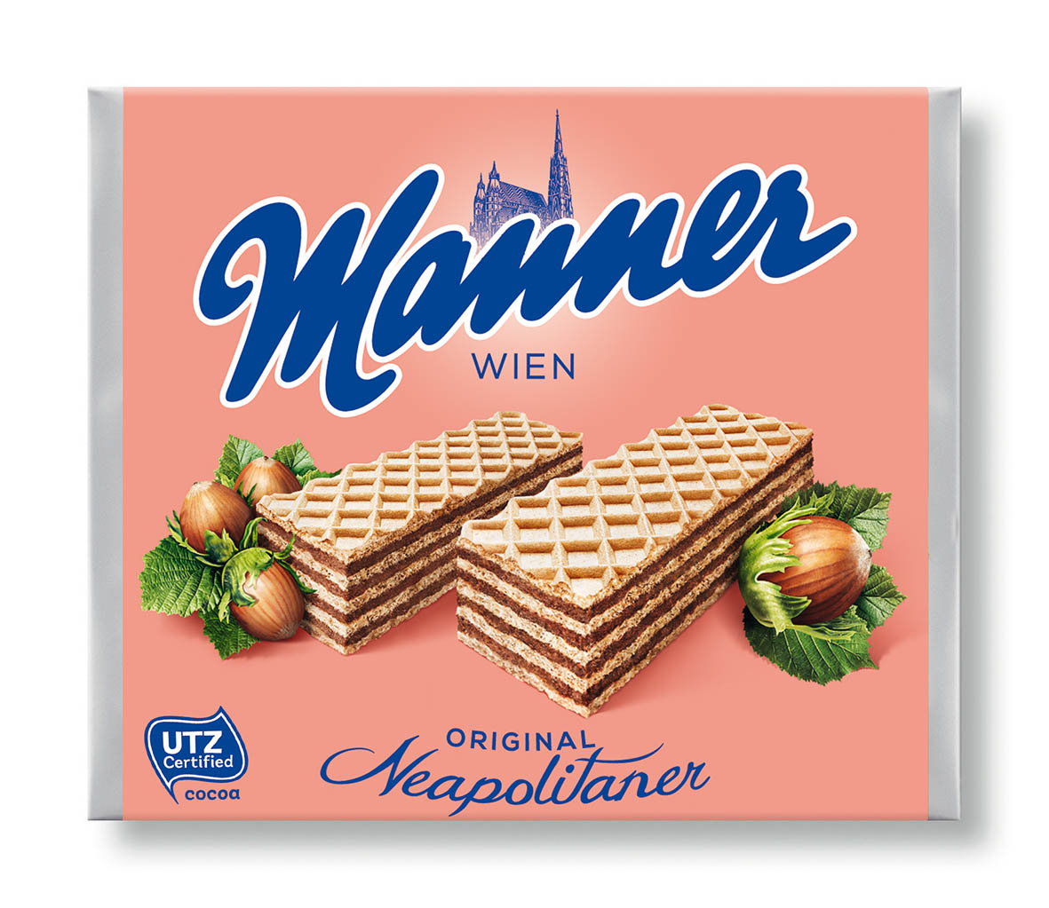 Manner Original 75g Oříšek