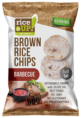rice Chips Barbecue 60g
