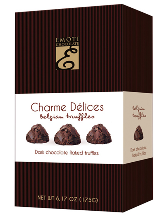 Emoti 175g Charme Dark Flake