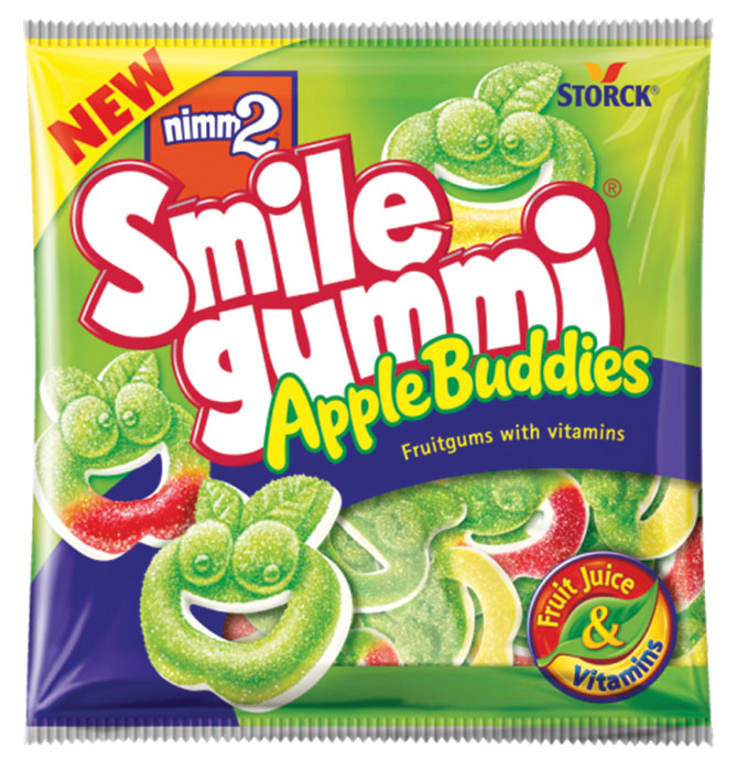 Nimm2 SG Apple Buddie 90g