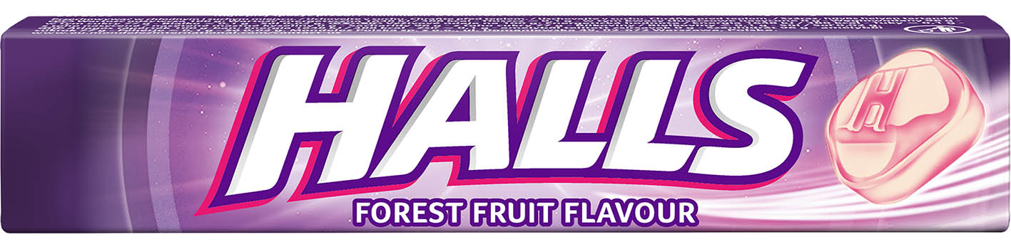 Halls Forest Fruit