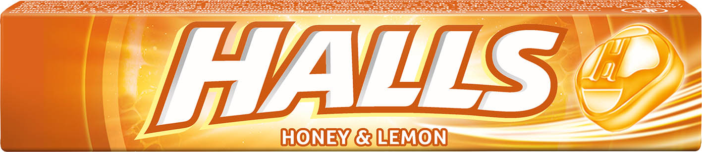 Halls HONEY & LEMON (med-cit)<