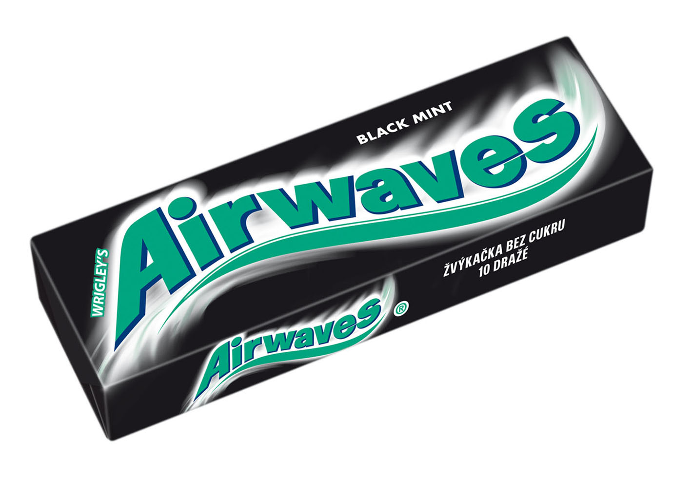 Airwaves BLACK MINT dražé 14g