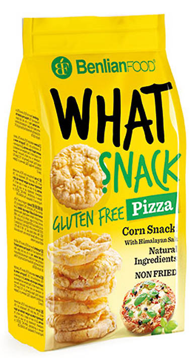 What Snack Corn PIZZA 50G