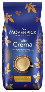 MÖVENPICK of SWITZERLAND Café Crema 1000g zrno