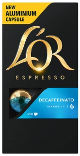 L´Or kapsle  DECAF        8715