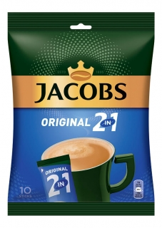 Jacobs 2in1 SÁČEK 140g