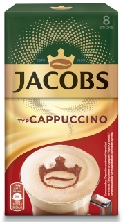 Jacobs CAPPUCCINO 8*14,g