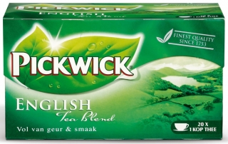 Pickwick ENGLISH 20*2g