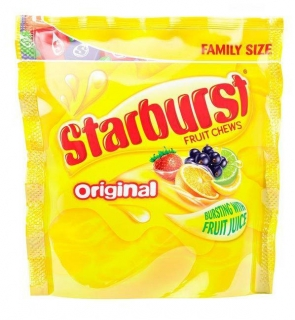 Starburst Fruit Chews Original 210g