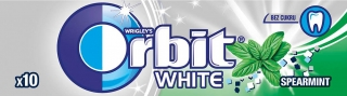 Orbit White Spearmint    dražé