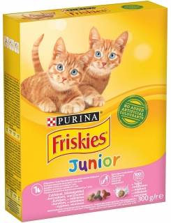 Friskies granule Junior 300g