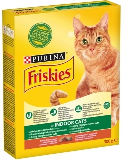 Friskies granule Indoor 300g
