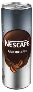 NESCAFÉ Black Roast ledová káva 250ml