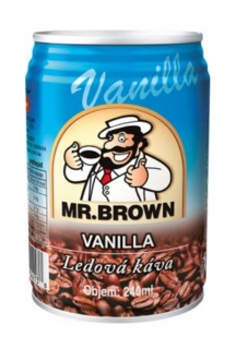 MrBrown Vanilla 240ml