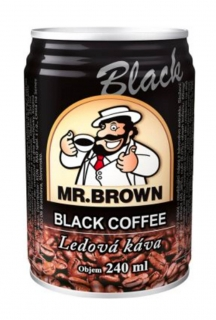 MrBrown Black 240ml