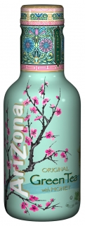 AriZona 0,5L Green Tea