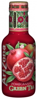 AriZona 0,5L Pomegranate