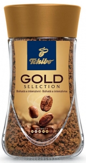Tchibo Gold selection instantní káva 200g