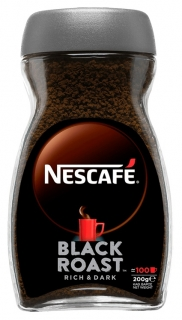 Nescafé Black Roast 200g