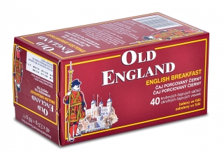 Old England English Breakfast 40x2 g