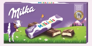 Milkinis MINISTICKS 87,5g