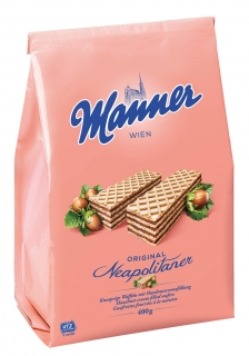 Manner Original 400g Oříšek