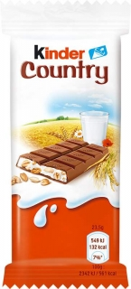 Kinder Country T9 9*23,5g