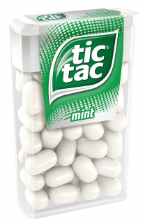 Tic Tac Fresh Mint 18g