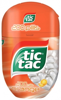 TicTac 200 Orange