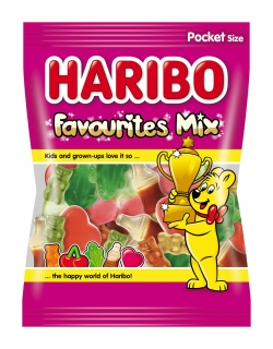 Haribo Favourites mix 80g