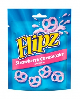 Flipz Strawberry 90g