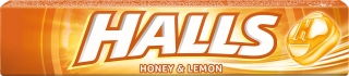 HALLS Honey Lemon 33,5g