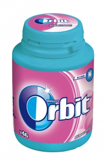 Orbit dóza Bubblemint 46 dražé