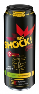 Big Shock REPEAT LE 500ml plech