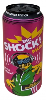 Shock LE Wild Raspberry 500ml